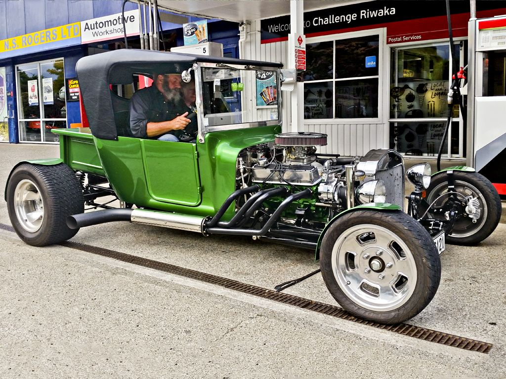 Pete's Hot Rod